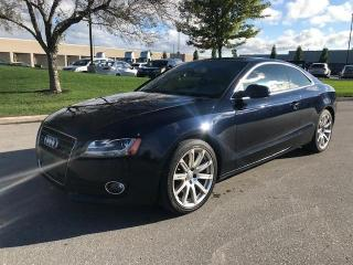 Used 2010 Audi A5 2dr Cpe Auto 2.0L for sale in Vaughan, ON