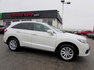 Used 2016 Acura RDX AWD Camera LOADED Certified for sale in Milton, ON