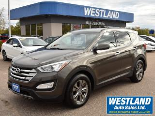 Used 2014 Hyundai Santa Fe SPORT for sale in Pembroke, ON