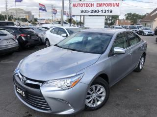 Used 2015 Toyota Camry LE Backup Camera/Heated Seats/Bluetooth&GPS* for sale in Mississauga, ON
