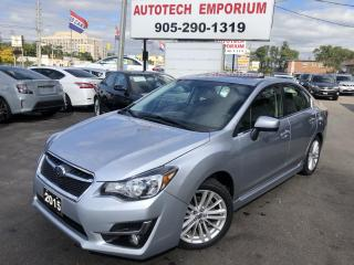Used 2015 Subaru Impreza 2.0i PZEV AWD Sunroof/Camera/Alloys/Heated Seats/Bluetooth&GPS* for sale in Mississauga, ON