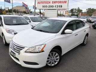 Used 2015 Nissan Sentra Automatic Bluetooth/All Power/Keyless&ABS* for sale in Mississauga, ON