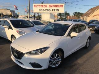 Used 2015 Mazda MAZDA3 GS SPORT for sale in Mississauga, ON