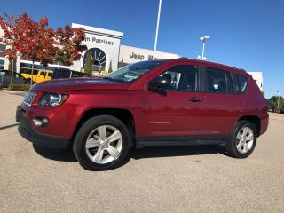 Used 2017 Jeep Compass Sport for sale in Surrey, BC