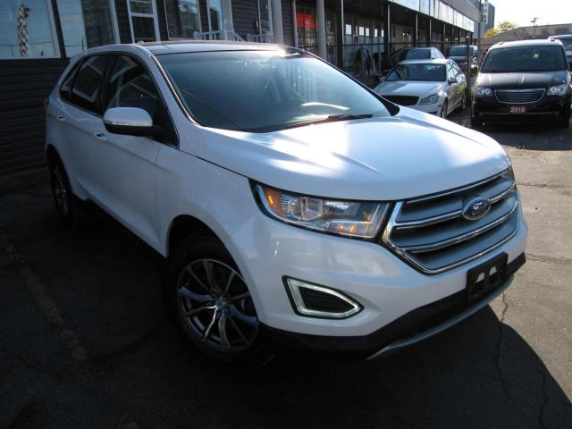 2015 Ford Edge SEL AWD NAVIGATION, PANORAMIC ROOF, HEATED SEATS, BACK UP SENSORS,