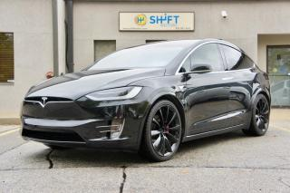 Used 2016 Tesla Model X P90D AUTOPILOT, 7 PASS, PREMIUM, HIFI, SUB ZERO for sale in Burlington, ON