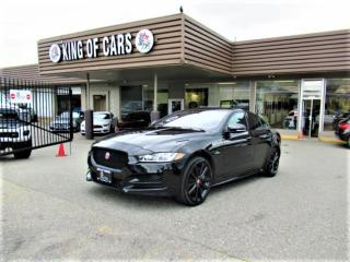 Used 2017 Jaguar XE 35t R-SPORT AWD SUPERCHARGED for sale in Langley, BC