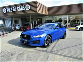 Used 2017 Jaguar XE 20d R-SPORT AWD TURBO DIESEL for sale in Langley, BC