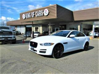 Used 2017 Jaguar XE 35t PRESTIGE AWD SUPERCHARGED for sale in Langley, BC