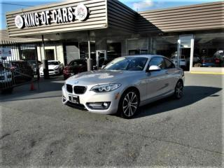 Used 2015 BMW 2-Series 228 xDrive SPORT for sale in Langley, BC