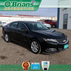 Used 2019 Chevrolet Impala LT w/Mfg Warranty, Command Start, Backup Camera, Cruise, A/C for sale in Saskatoon, SK