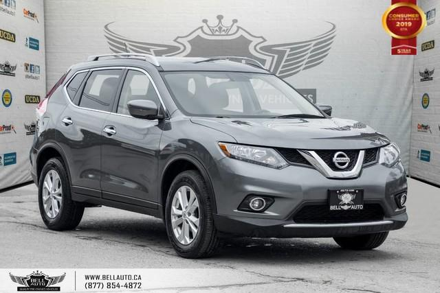 2016 Nissan Rogue SV, AWD, NO ACCIDENT, BACK-UP CAM, BLUETOOTH, PUSH START
