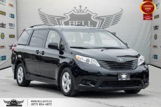 Used 2015 Toyota Sienna 7 PASS, BACK-UP CAM, BLUETOOTH, TRACTION CNTRL for sale in Toronto, ON