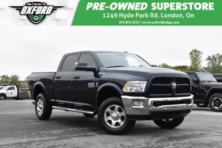Used 2016 RAM 2500 SLT - 6.7L Turbo Diesel, Navigation, Bedliner for sale in London, ON