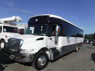 Used 2011 International 24 Passenger Bus Diesel for sale in Burnaby, BC
