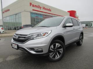 Used 2016 Honda CR-V Touring | NAVIGATION | HONDA CERTIFIED for sale in Brampton, ON