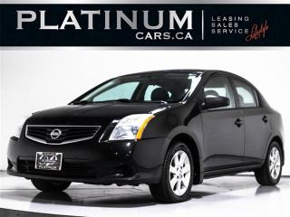 Used 2012 Nissan Sentra 2.0, 3.5MM AUX INPUT, CD/AUX CONNECTIVTY for sale in Toronto, ON