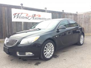 Used 2011 Buick Regal CXL w/1SA for sale in Stittsville, ON