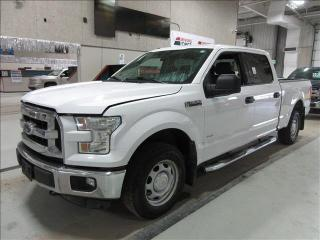 Used 2015 Ford F-150 XLT for sale in Edmonton, AB