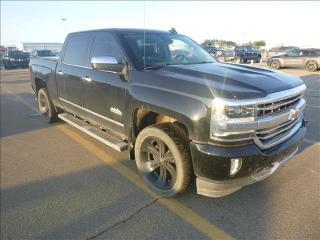 Used 2018 Chevrolet Silverado 1500 High Country for sale in Edmonton, AB