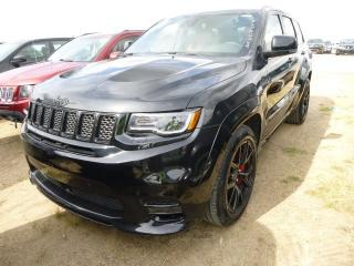 Used 2019 Jeep Grand Cherokee SRT for sale in Edmonton, AB