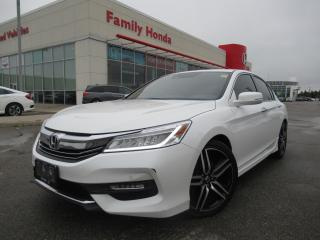 Used 2016 Honda Accord Touring V6 | FREE WARRANTY | for sale in Brampton, ON