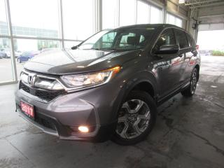 Used 2017 Honda CR-V EX | REVERSE CAM | HEATED SEATS | for sale in Brampton, ON