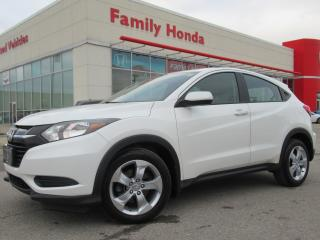 Used 2016 Honda HR-V LX | BACK UP CAM | BLUETOOTH | for sale in Brampton, ON