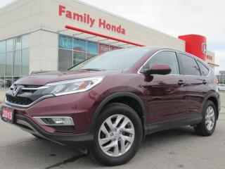 Used 2015 Honda CR-V EX-L | REVERSE CAM | BLUETOOTH | for sale in Brampton, ON