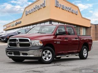 Used 2015 RAM 1500 ST -  Power Windows -  Power Doors - $220 B/W - $2  - $218 B/W for sale in Brantford, ON