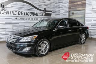 Used 2013 Hyundai Genesis w/Premium Pkg for sale in Laval, QC