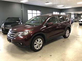 Used 2014 Honda CR-V EX*BACK-UP CAMERA*BLUETOOTH*AWD*NO ACCIDENTS*CERTI for sale in North York, ON