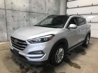 Used 2018 Hyundai Tucson SE SPORT AWD CUIR TOIT PANORAMIQUE APPLE CAR CAMERA RECUL VOLANT ET SIEGES CHAUFFANTS for sale in St-Nicolas, QC