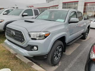 Used 2018 Toyota Tacoma 4x4 Dble Cab V6 TRD SPORT for sale in Québec, QC
