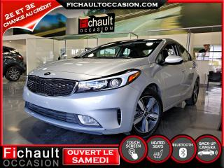 Used 2018 Kia Forte LX+ 93$/ SEM GARANTIE 2ANS/40000KM for sale in Châteauguay, QC
