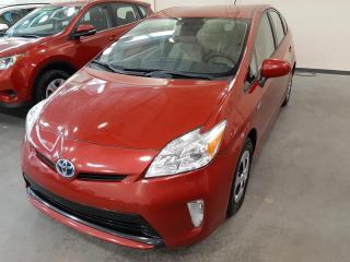 Used 2015 Toyota Prius LIFTBACK for sale in Québec, QC