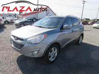 Used 2013 Hyundai Tucson FWD 4dr I4 Auto GLS -Ltd Avail- for sale in Beauport, QC