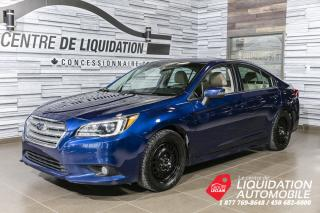Used 2016 Subaru Legacy LIMITED+CUIR+TOIT+AWD+GPS for sale in Laval, QC