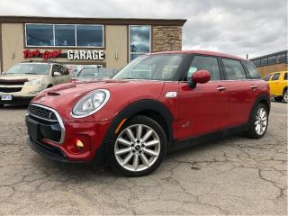 Used 2018 MINI Cooper Clubman Clubman | Auto | AWD | Panoroof | Bluetooth for sale in St Catharines, ON