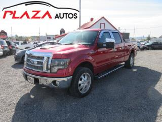 Used 2010 Ford F-150 4WD SuperCrew 145  Lariat for sale in Beauport, QC