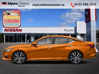 New 2020 Nissan Altima 2.5 Platinum  - Leather Seats for sale in Ottawa, ON