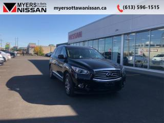 Used 2015 Infiniti QX60 4DR AWD  - $167 B/W for sale in Ottawa, ON
