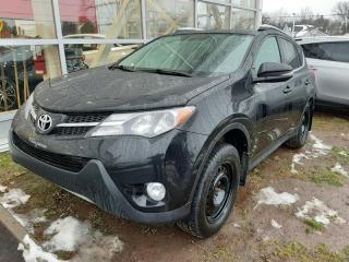 Used 2015 Toyota RAV4 LIMITED AWD for sale in Québec, QC