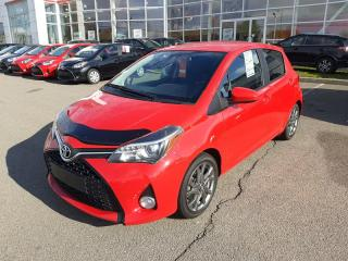 Used 2015 Toyota Yaris 5DR HB SE for sale in Québec, QC