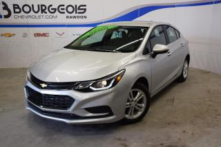 Used 2018 Chevrolet Cruze *** LT, 5 PORTES, EX-DEMO !!! *** for sale in Rawdon, QC
