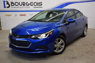 Used 2016 Chevrolet Cruze *** LT, cam., dém. à distance, sièges chauffants * for sale in Rawdon, QC