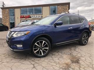 Used 2017 Nissan Rogue SL | Brown Leather | Panoroof | Navigation | for sale in St Catharines, ON