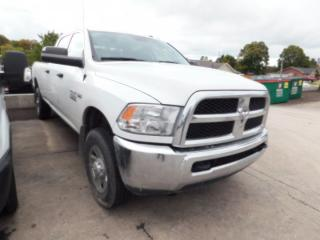 Used 2017 RAM 2500 ST for sale in Listowel, ON