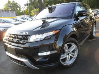 Used 2012 Land Rover Evoque DYNAMIC PREMIUM | NAVI | BACK-UP CAM|PANORAMA !!! for sale in Burlington, ON