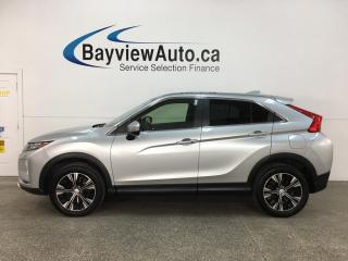 Used 2019 Mitsubishi Eclipse Cross ES - AWD! HEATED SEATS! DUAL A/C! PWR GROUP! ALLOYS! for sale in Belleville, ON